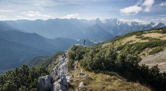Auf Weitwanderwegen Oberösterreich entdecken