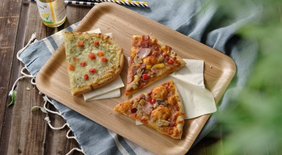 Flammkuchen Snacks für Bistros, Weinlokale und Pubs