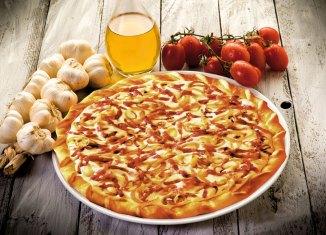 Flammkuchen Pizza Vinschgerl Gastronomie Snacks