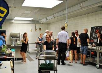 Produktionsküche für Gastronomie in Wien gesucht