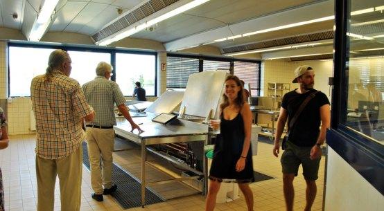 Co-Working-Küche für Gastro Gründer in Wien