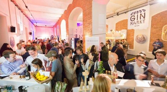 Fachmesse für Rum und Gin in Wien Rumfestival