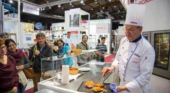 Branchentreff Gastronomie Alles für den Gast 2017