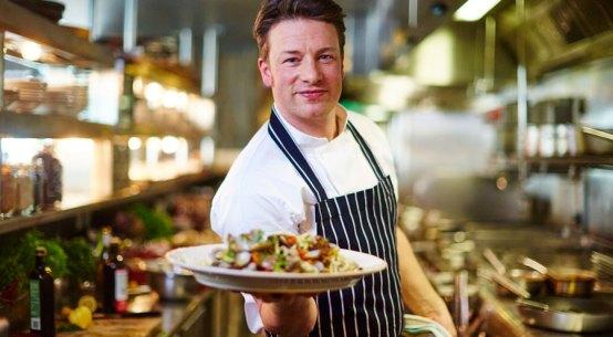 Italienisch essen am Wiener Flughafen Jamie Oliver