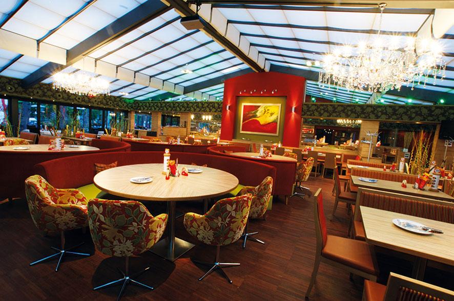 Kulinarische Festtagsfreuden in Kolariks Luftburg