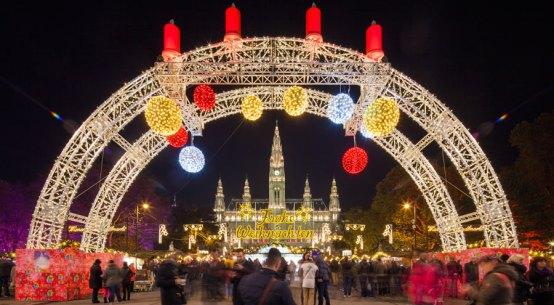 Die schönsten Weihnachtsmärkte in Wien 2017