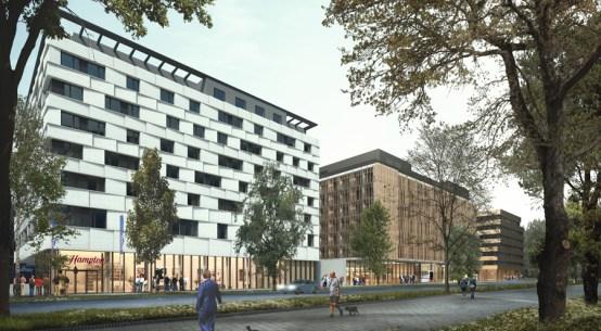 Neues Hotel Nähe Messe Wien geplant