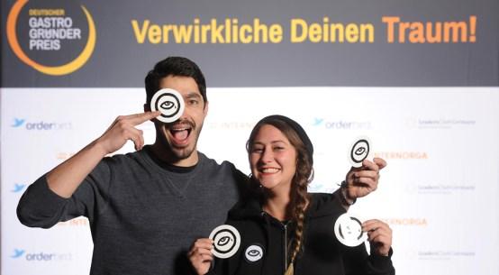 Wiener Gastro-Start-up Finalist Gastro-Gründerpreis