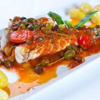 Eiweißreich und kalorienarm: Schwertfisch mit Salmoriglio-Sauce