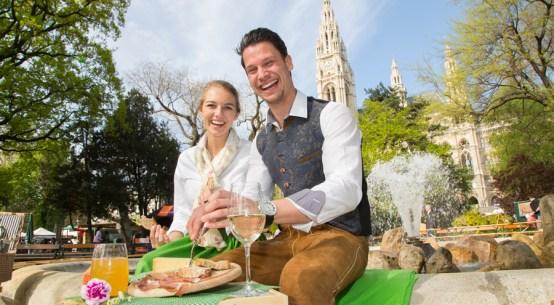 Steirisches Genussfestival in Wien Steiermark Frühling