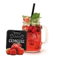 """Brooklyn Homemade Style""-Getränke: Sommer-Genuss mit Erdbeere"