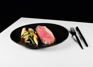 Kalbinnen-Fleisch der Premium-Klasse Kröswang