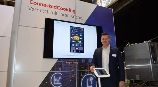 Vernetzte Küche Weiterbildung für Profi-Köche Rational