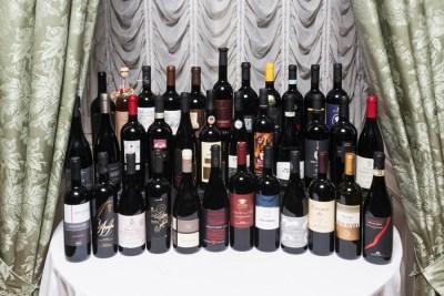 Weine aus Kampanien, Kalabrien, Apulien, Basilikata und Sizilien können bei der Weinbörse in der italienischen Botschaft verkostet werden.