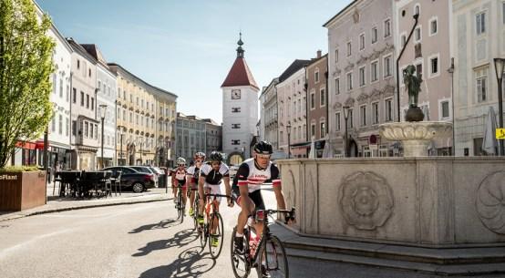 Großes Angebot für Rennrad-Urlauber in Wels OÖ