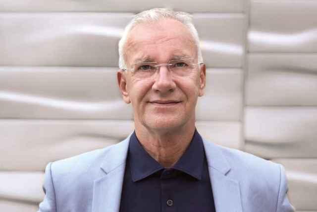 Sirup KR Wolfgang Zmugg, Geschäftsführer von Grapos