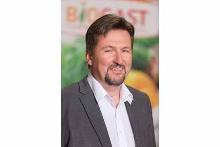 """Biogast Messe """"Regionalität ist kein qualitätsbegriff"""" Horst Moser geschäftsführender Gesellschafter, BIOGAST GesmbH"""
