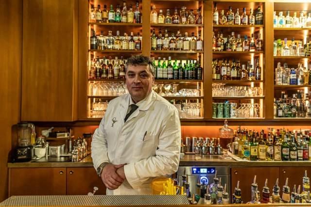 Dino's Apothecary Bar