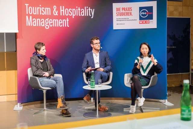 Der Weg zum eigenen Lokal Zum sechsten Mal bietet der Gastro-Gründertag der FH-Wien der WKW am 27. Februar spannende Einblicke in eine dynamische Branche