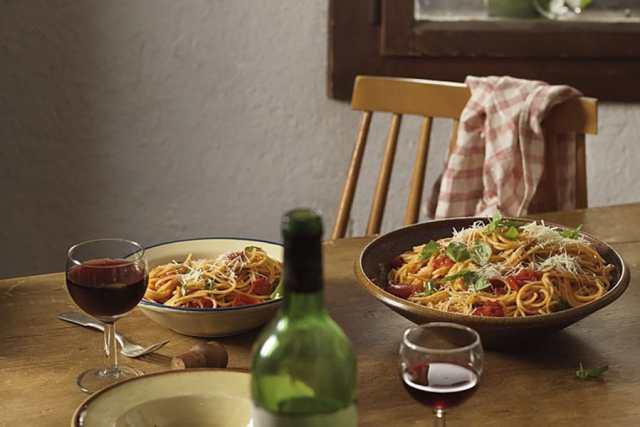 Süditalienische Armenküche Italienische Klassiker als als Basis für den genuss