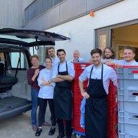 Steirereck kocht für Hilfskräfte