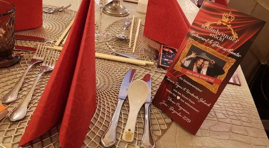 Dinner und Theater Schönbrunner Stöckl