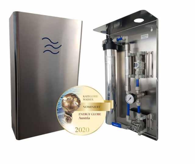 Wasseraufbereitungsanlage GASTRO Edition, Wellwasser Technology GmbH