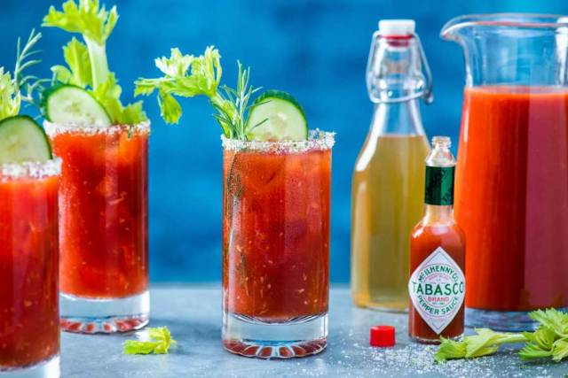 The Bloody Mary Rezept