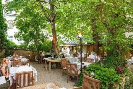 Wien öffentliche Schanigärten Wiener Gastronomen, die über keinen eigenen Garten verfügen, sollen ihre Gäste ab 27. März in einem öffentlichen Schanigarten bewirten können.