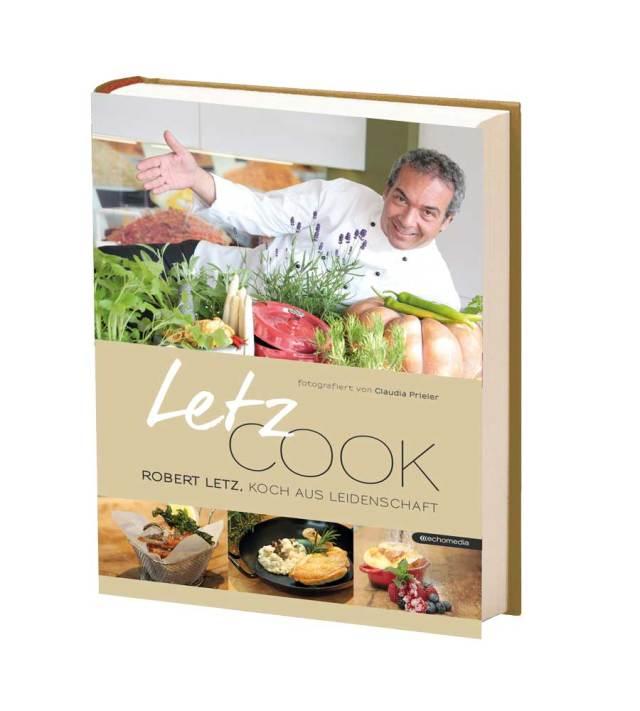 LETZ Cook ECHO Verlag ISBN 978-3-903989-00-9