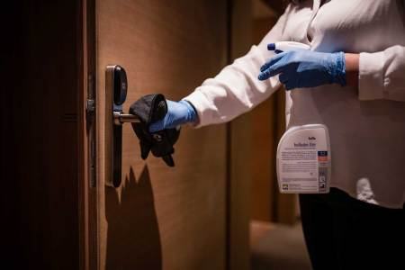 Nie wieder Lockdown Östereichs Gastronomie und Hotellerie freut sich aufs Aufsperren. An den dafür notwendigen Sicherheitskonzepten konnte man seit Monaten feilen.