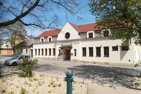 Gastronomielokal Kulturhaus zur Vermietung/Verpachtung