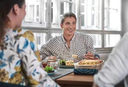 Maßnahmenpaket Gastronomie Ab 15. Mai dürfen Wirtshäuser, Cafés und Lokale wieder öffnen. (Foto: BMLRT/Alexander Haiden)