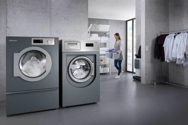 Waschmaschinen und Trockner Miele