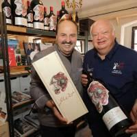 Weinbar-Eröffnung in Ternitz mit Johann Lafer