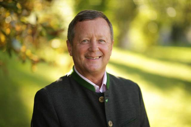 Erich Neuhold, Geschäftsführer von Steiermark Tourismus