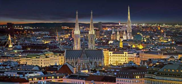 Wie die meisten Städte leidet auch Wien nach wie vor unter einem Ausbleiben der Touristen.