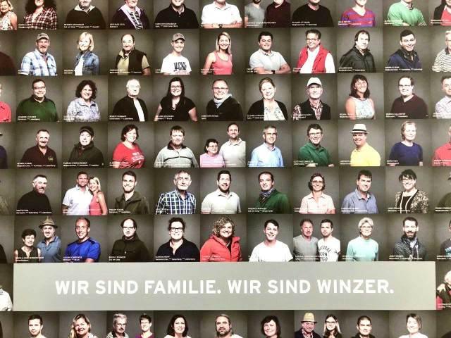 Die Winzerfamilien der Domäne Wachau.