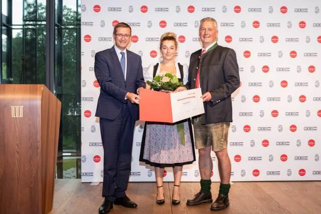 Auszeichnung für das Hotel Eichingerbauer