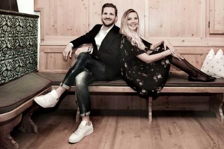 Die Gastgeber Katharina und Franz-josef Küchenchefin Silvia Wohlfahrt. Perauer sind Hoteliers des Jahres.
