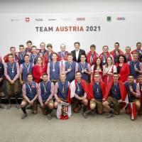 Österreich-Erfolge bei den EuroSkills