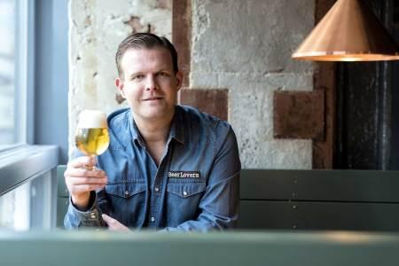 Markus Betz, Category Manager (Craft)Bier bei Ammersin.