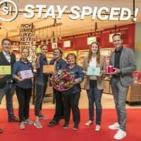 Gewürzspezialist eröffnet Concept Store im Europark