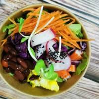 Klar gestellt: Salat ist sehr gesund