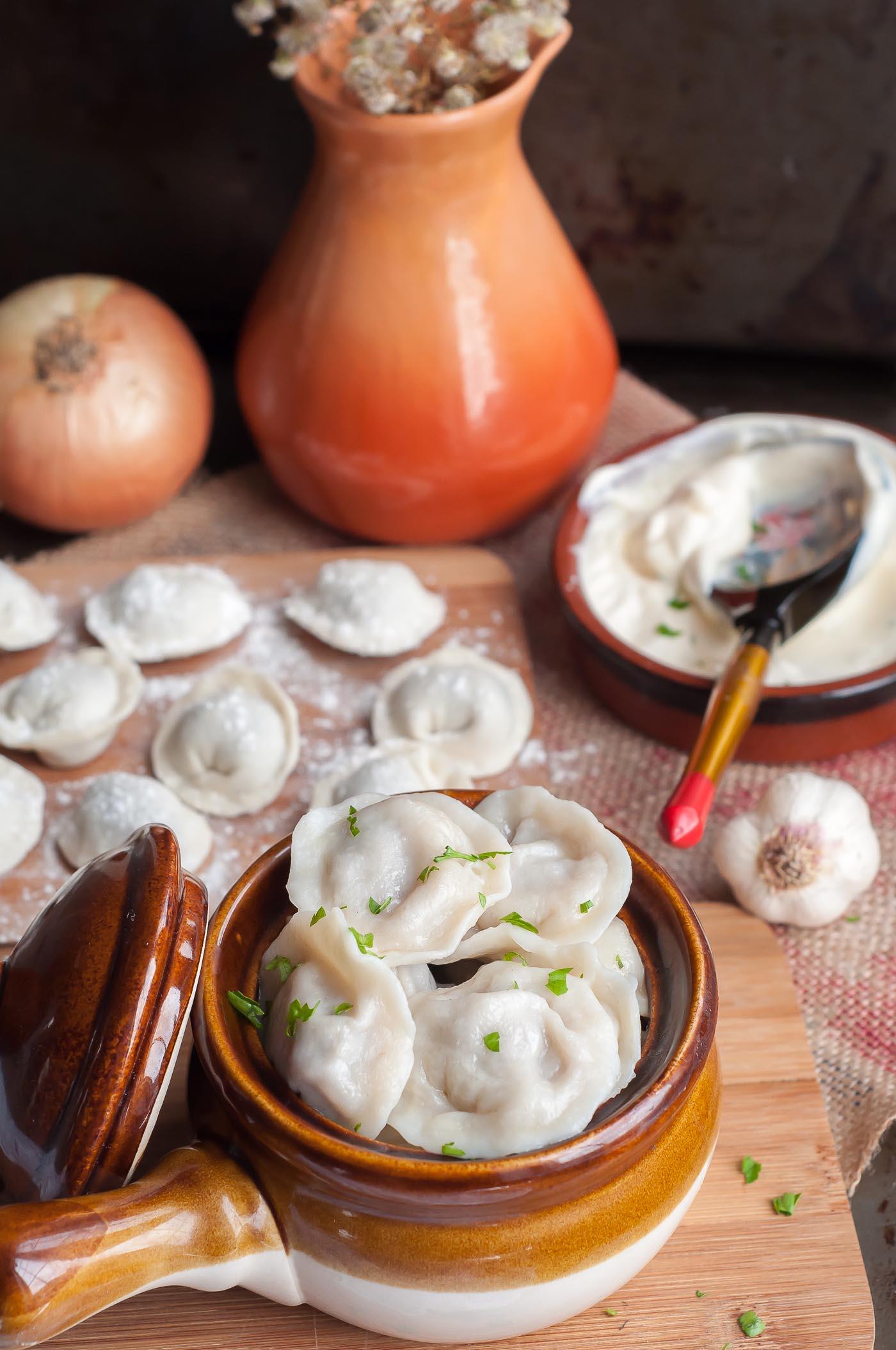 Siberian dumplings: cooking recipe at home 79