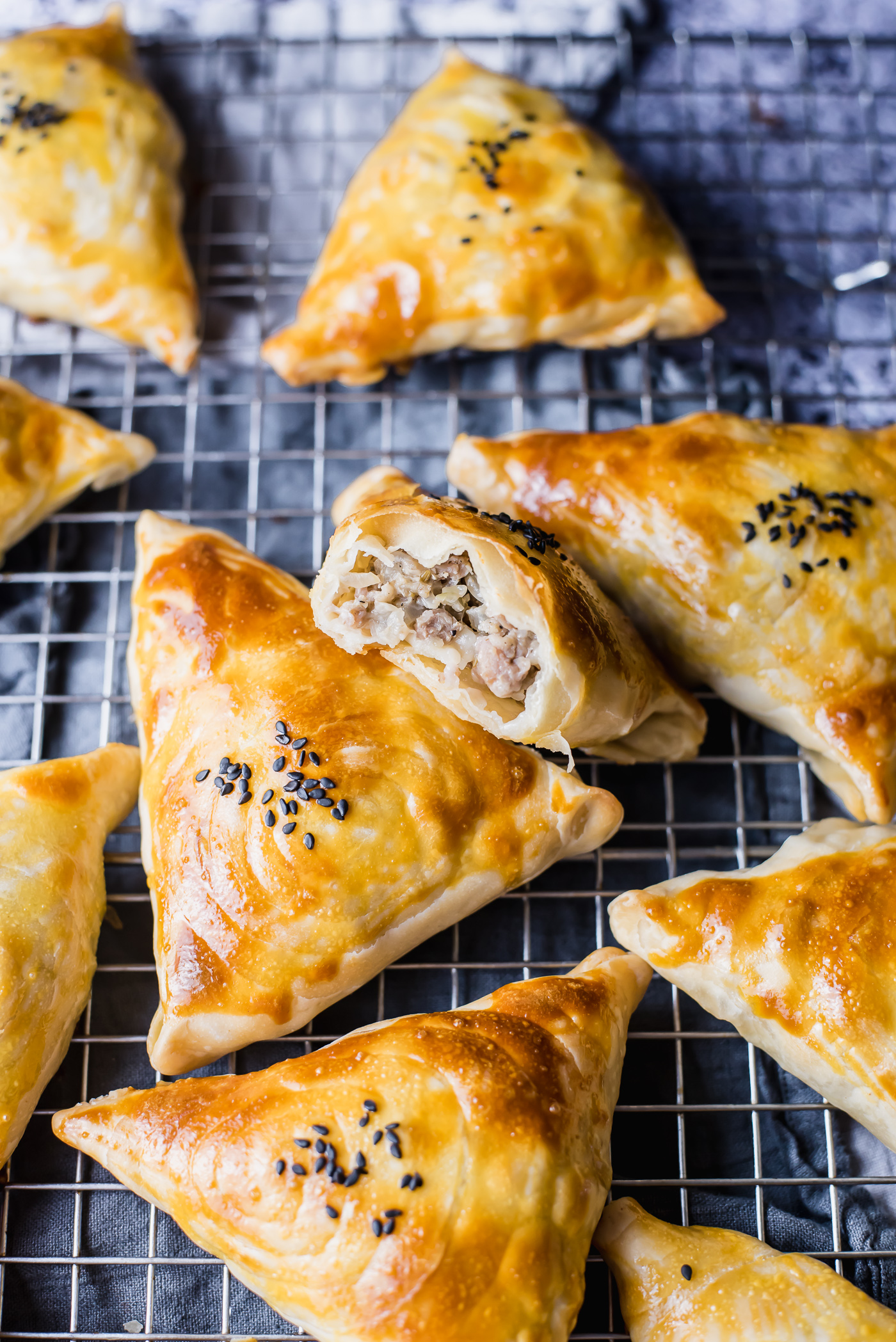 The best recipe for samsa. Recipe for samsa puff pastry with a photo 40