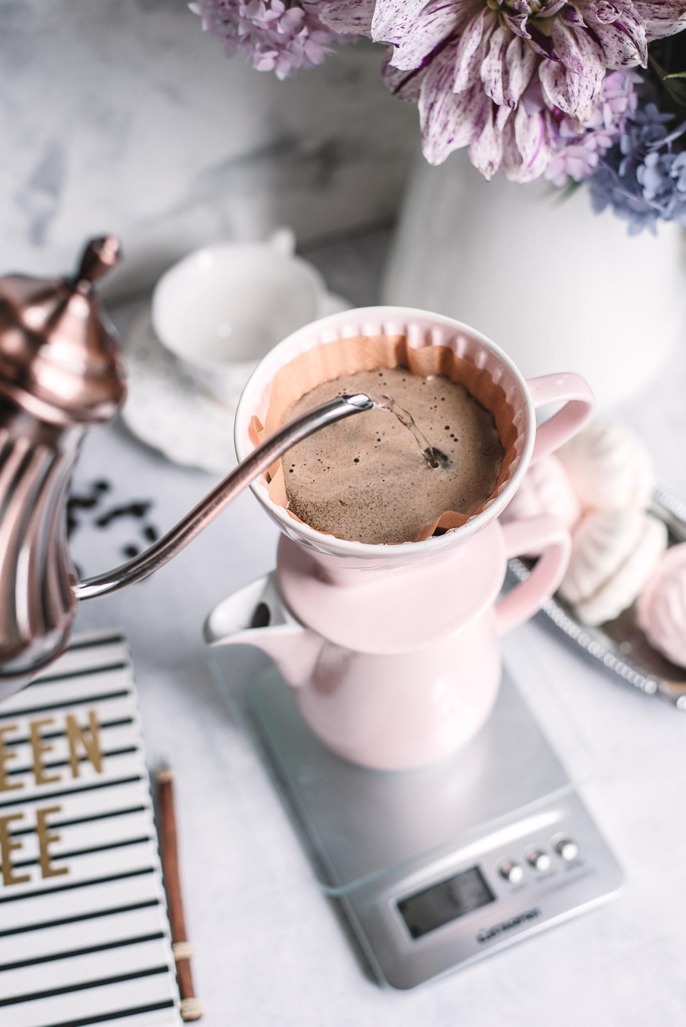 Pour Over Coffee Recipe