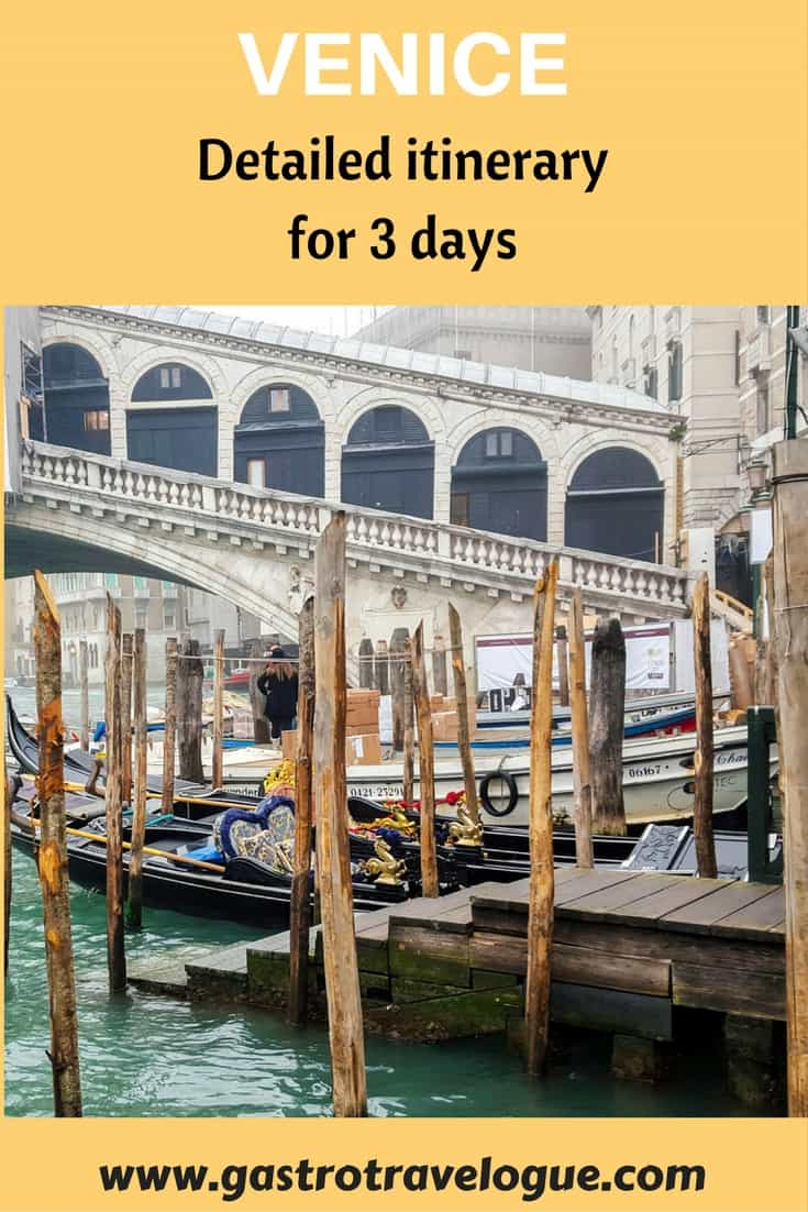 How to visit Venice in 3 days