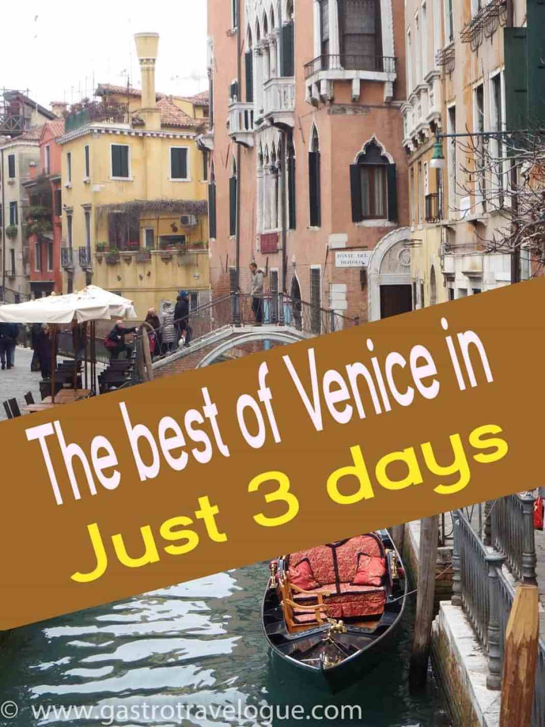 Venice Ultimate Guide