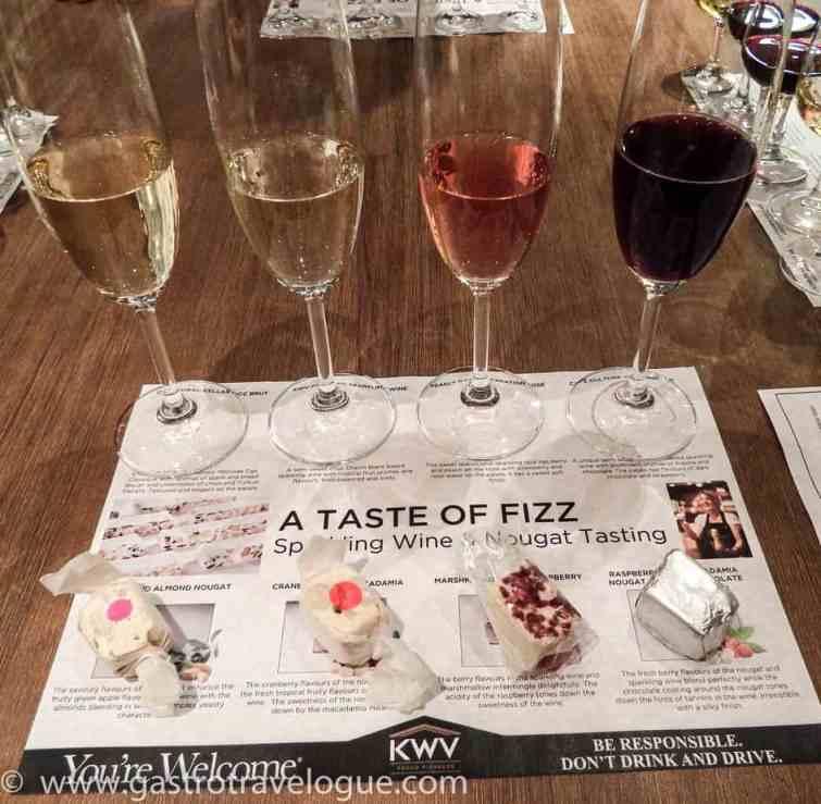 KWV WINE EMPORIUM - A TASTE OF FIZZ